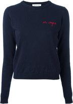 Maison Labiche - En Vogue sweatshirt - women - Cotton/Cashmere - L