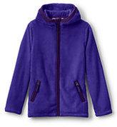 Classic Girls Softest Fleece Jacket-Deep Hyacinth