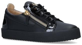 Giuseppe Zanotti Leather Nicki Sneakers