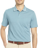 Van Heusen Short-Sleeve Pocket Polo Shirt