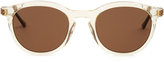 Thierry Lasry Boundry round-frame sunglasses