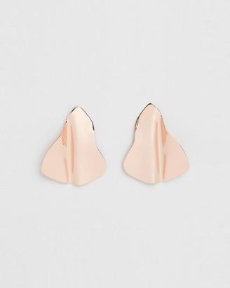 Peter Lang Kitty Earrings - Evergreen Basics