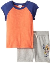 Splendid Littles Screened Short Set Boy's Active Sets