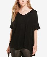 Polo Ralph Lauren Short-Sleeve V-Neck Sweater