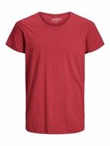 JACK /& JONES Herren Jjecorp Logo Tee Ss Crew Neck Noos T-Shirt