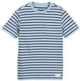 Tailor Vintage Sailor Stripe Jersey Pocket Tee (Toddler, Little Boys, & Big Boys)