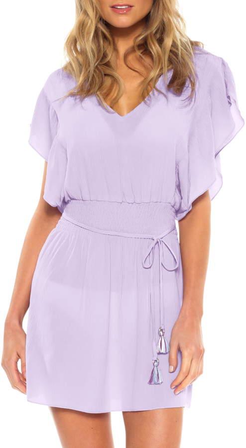 121c232320e Smocked Cover Up Dress - ShopStyle