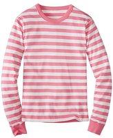 Adult Long John Pajama Top In Organic Cotton