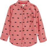 Hatley Black Bears Button-Down Shirt