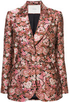 ADAM by Adam Lippes floral patterned blazer
