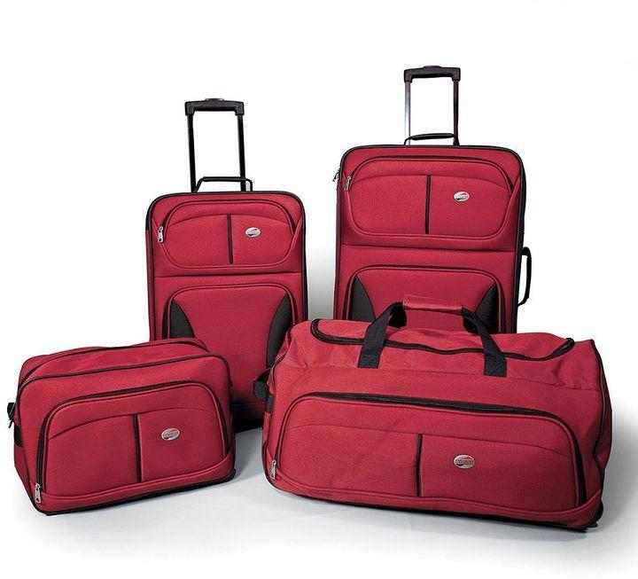 American Tourister luggage, fieldbrook 4-pc. luggage set