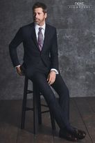 Next Navy Signature Italian Wool Suit: Tailored Fit Trousers