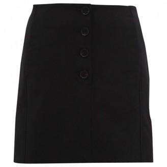Cos Black Skirt for Women
