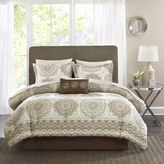 JCPenney Madison Park Essentials Medina Complete Bedding Set with Sheets