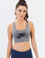 Nike Classic Swoosh Futura Medium Support Sports Bra