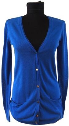 Hallhuber Blue Cotton Knitwear for Women