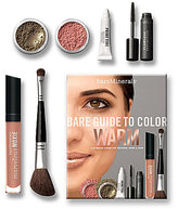 bareMinerals Bare Guide to Color Warm Kit