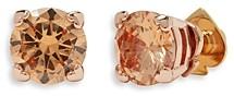 Kate Spade Cubic Zirconia Heart Prong Stud Earrings