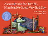 Disney Alexander and the Terrible, Horrible, No Good, Very Bad Day Book
