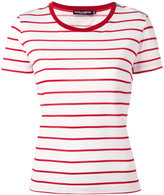 Dolce & Gabbana breton stripe T-shirt - women - Cotton - 44