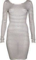 by s.miller Regina striped jersey dress