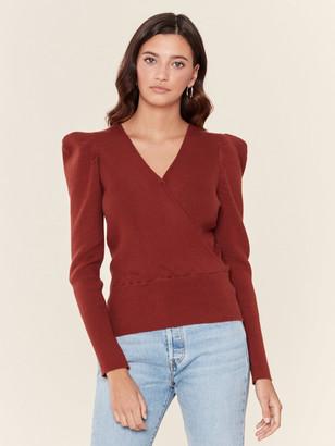 ASTR the Label Suki Crossover Sweater