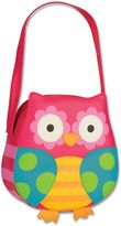 Stephen Joseph Owl Go Go Purse in Pink