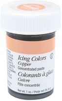 Wilton Icing Colors 1oz-Copper