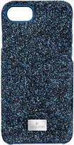 Swarovski High Smartphone Case with Bumper, iPhone® 7, Blue