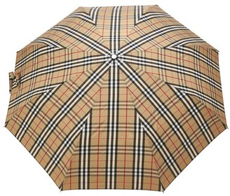 Burberry Trafalgar Check umbrella