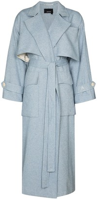Anouki Oversize Trench Coat