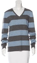 ADAM by Adam Lippes Stripe Cashmere Sweater