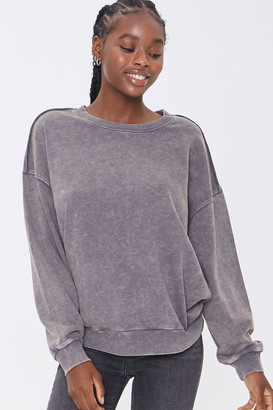 Forever 21 French Terry Sweatshirt