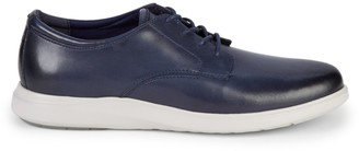 Cole Haan Grand Plus Essex Wedge Leather Sneakers