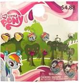 My Little Pony 6 Pairs of Earrings Set for Girls (+3 years) | Girl Earring Set | Kids Earring Set