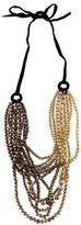 Giorgio Armani Multistrand Bead Necklace