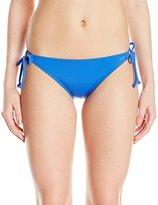 Oakley Women's Core Solids Tunnel Side Bikini Bottom