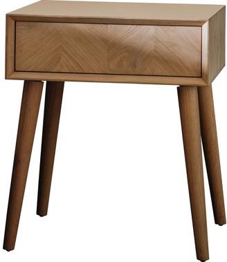 Gda Ponti 1 Drawer Side Table