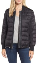 MICHAEL Michael Kors Women's Down Bomber Jacket