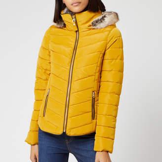 Joules Women's Gosway Chevron Padded Jacket