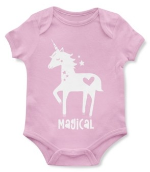 Emerson and Friends Baby Unisex Magical Unicorn Bodysuit
