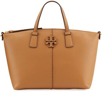 Tory Burch McGraw Zip Tote Bag