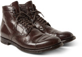 Officine Creative - Anatomia Polished-leather Boots
