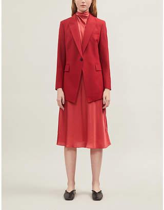 Theory Etiennette stretch-wool blazer