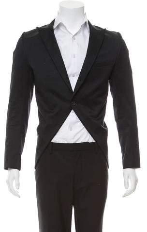 Christian Dior 2003 Cutaway Jacket