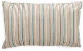 16x26 Cut Velvet Stripe Pillow