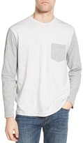 True Grit Men's Colorblock T-Shirt