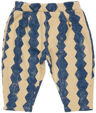 Bobo Choses Printed Organic Cotton Sweatpants