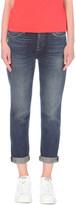 7 For All Mankind Josefina boyfriend mid-rise jeans