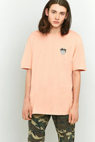 Stussy Cali Rose Salmon T-shirt